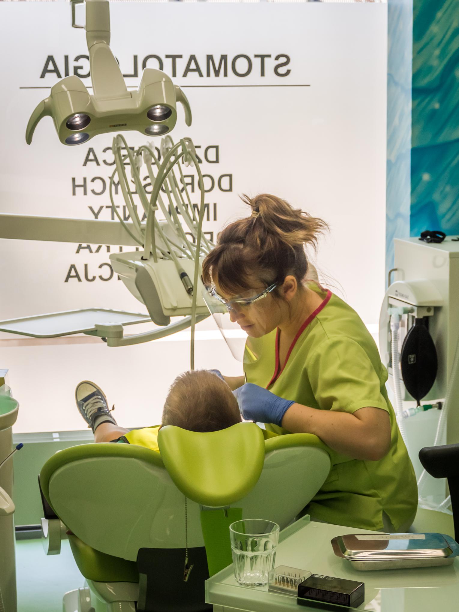 Gdynia Dentysta Dziecięcy Agnieszka Igielska IMED