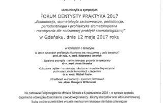 Izabela Olender IMED endodoncja stoamtologia zachowawcza pedodoncja