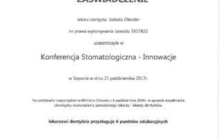 Izabela Olender IMED innowacje w stomatologii
